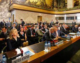 توافق قدرتهای جهانی برای تشکیل دولت آشتی ملی در سوریه