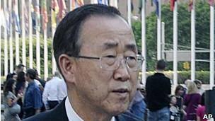 استمداد دبیر کل سازمان ملل برای نظارت بر تجارت اسلحه