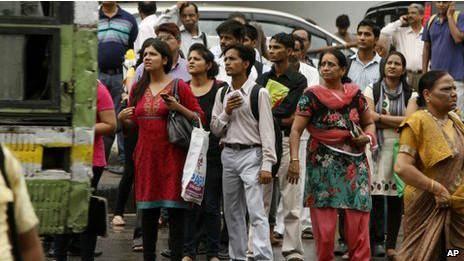 هند برای دومین روز متوالی شاهد قطع گسترده برق است
