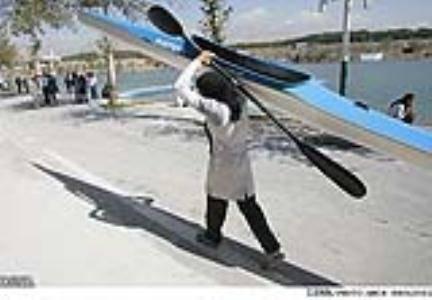خداحافظی سولماز عباسی از المپیک با مقام بیست و چهارمی