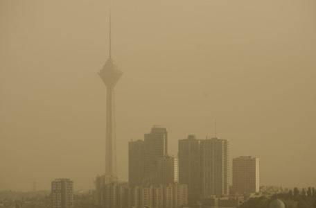 هوای تهران در شرایط ناسالم قرار گرفت/عدم فعالیت بیماران قلبی، سالمندان و کودکان تا 2 روز آینده