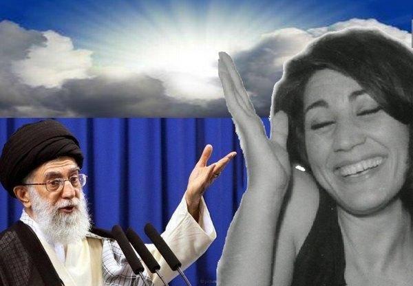 خامنهای: فروغ فرخزاد را روشنفکران هم قبول نداشتند