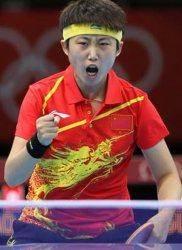 چینی ها فینالیست رقابت های تیمی پینگ پنگ شدند