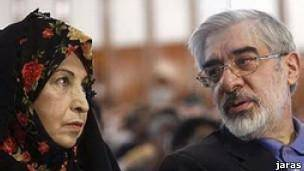 'میرحسین موسوی به دلیل عارضه شدید قلبی به بیمارستان منتقل شد'
