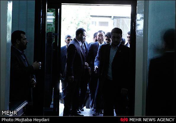 گزارش تصویری/ نشست خبری دبیر کل سازمان ملل متحد