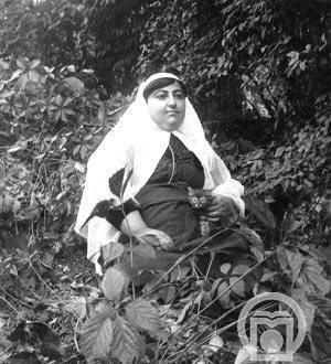 عکس/ ملکه جهان خانم، همسر شاه قاجار