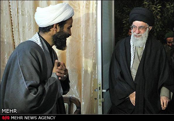 گزارش تصویری/ حضور رهبر معظم انقلاب در منازل سه خانواده شهید بجنورد