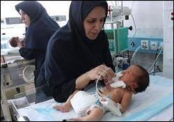 جذب 30 هزار پرستار ایرانی با 2000 دلار حقوق ماهانه