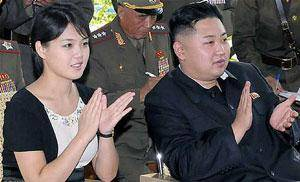 """""""بانوی اول"""" کرهشمالی ناپدید شده است!"""