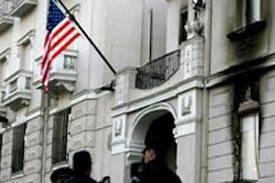 سفارت آمريکا در استکهلم تخليه شد