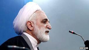 قوه قضائیه ایران: بازدید احمدینژاد از اوین فعلا مصلحت نیست