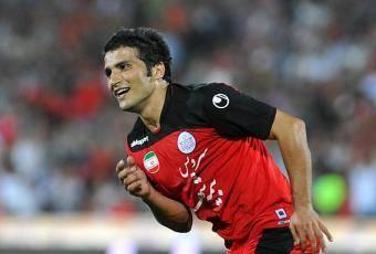 کاظمیان: بازی کردن در پرسپولیس سختتر از تیم ملی است