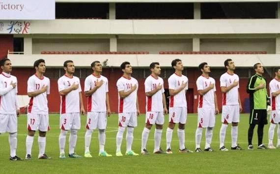 ایران 1- امارات 1/ توقف جوانان ایران مقابل میزبان