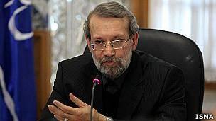 انتقاد علی لاریجانی از طرح ادغام دو وزارت ارتباطات و راه و شهرسازی