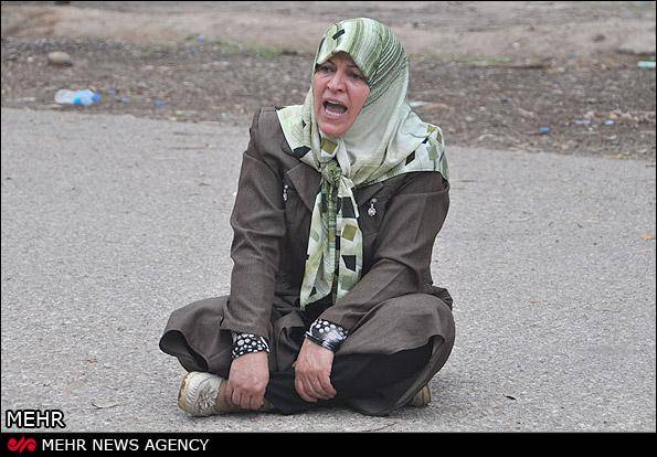خاطرات مادر یکی از اسرای دربند منافقین از 4 سال زندگی در کنار نردههای اشرف