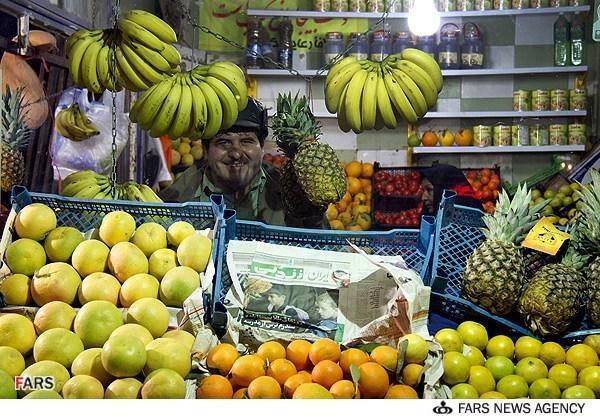 خرید میوه شب یلدا