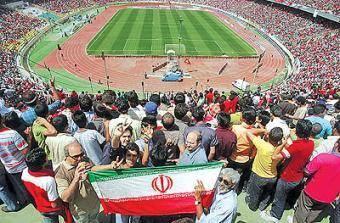 هزینههای زیادی که ایران متحمل شد | گل نکونام زیباترین گل آسیا