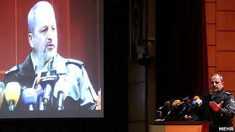 فرمانده پلیس ایران: نرمافزاری برای کنترل هوشمند شبکههای اجتماعی میسازیم