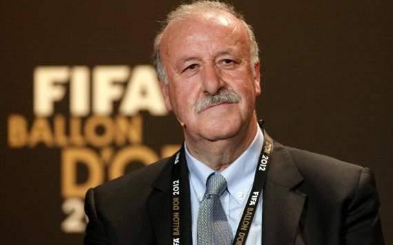 دل بوسکه: اسپانیا به قله فوتبال رسیده است