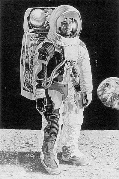 تولید لباس فضانوردی تا 8 سال آینده/ لباسی هم وزن 1 کیلو طلا