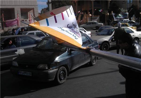 باد به پراید 17 میلیونی رحم نکرد (+عکس)