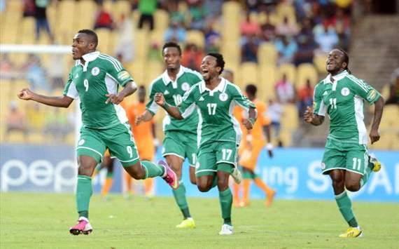 نیجریه 2 – ساحل عاج 1: حذف یاران دروگبا