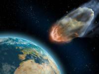 اگر سیارکی با زمین برخورد کند؟