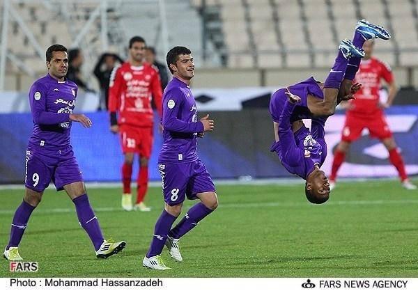 عکس/ پُشتک فوتبالی!