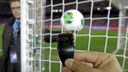 اولین جام جهانی فوتبال با فن آوری خط دروازه در برزیل