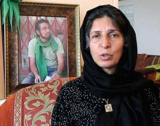 مادر سهراب اعرابی: دنبال آگاهی و زندگی هستیم، نه خشونت و انتقام/ ظلم ها پنهان نخواهد ماند