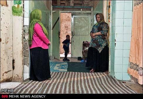 تصاویر: بیمارستان جنگزده در آبادان