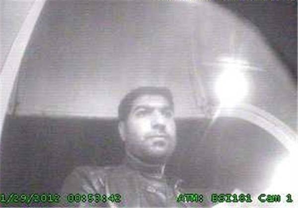 سارق عابر بانک را شناسایی کنید (+عکس)