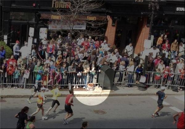 تصاویر بستهای که بوستون را لرزاند