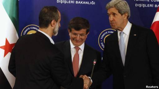 کمکهای غیرنظامی آمریکا به مخالفان سوریه افزایش مییابد