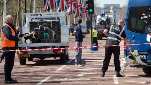 افزایش تدابیر امنیتی در ماراتون لندن