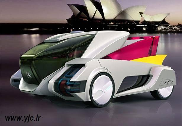 پیچیده ترین خودروی آینده/ عکس