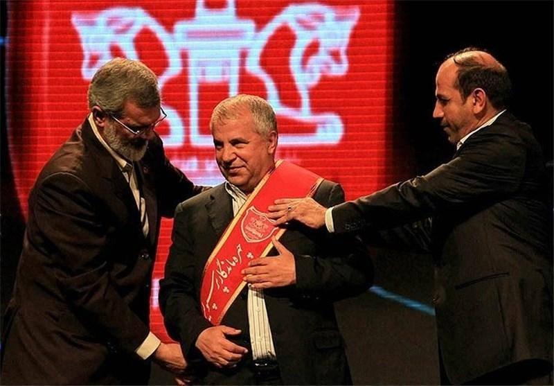 القاب رایج در فوتبال ایران / عکس