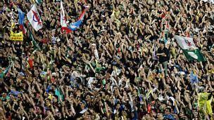 تظاهرات مخالفان دولت مالزی در اعتراض به نتیجه انتخابات