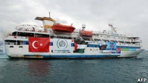 دیوان بینالمللی در باره حمله اسرائیل به کشتی عازم غزه تحقیق میکند