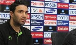نکونام: کاری نداریم بازیکنان قطر برای کدام کشور هستند