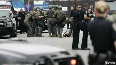 تیراندازی در دانشگاه سنتا مانیکای کالیفرنیا چند زخمی به جا گذاشت