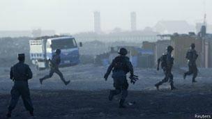 درگیری در شمال فرودگاه کابل با کشته شدن مهاجمان پایان یافت