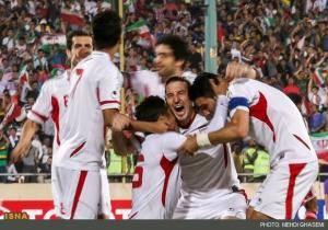 برد شیرین ایران مقابل کره جنوبی و صعود ایران به جام جهانی