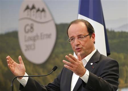 تغییر موضع فرانسه بعد از پیروزی حسن روحانی: از حضور ایران در ژنو-2 استقبال می کنیم