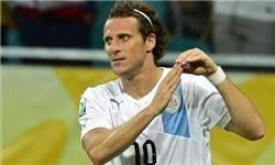 اروگوئه با گل فورلان نیجریه را شکست داد