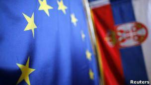 اتحادیه اروپا با آغاز مذاکرات برای عضویت احتمالی صربستان موافقت کرد