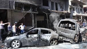 سازمان ملل کشتهشدگان شورشهای سوریه را بیش از یکصد هزار نفر اعلام کرد