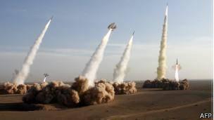 پایگاه شاهرود محلی برای 'آزمایش موشکهای بالستیک'