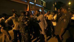حمله بودایی های افراطی به مسلمانان در سری لانکا