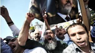 اخوان المسلمین بر 'ادامه مبارزه علیه رژیم کودتا' تاکید کرد